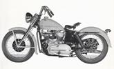 1952 Harley Davidson